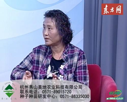 陈龙英老师:小阳台大菜园 跟我学种菜