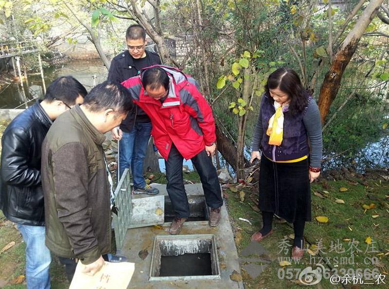 """图1:深入推进""""五水共治"""" 改善乡村旅游环境 打造品质农家乐"""